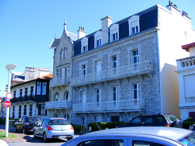Biarritz. Pyrennees-Atlantiques. France. Photographed by Susan Walter. Tour the Loire Valley with a classic car and a private guide.