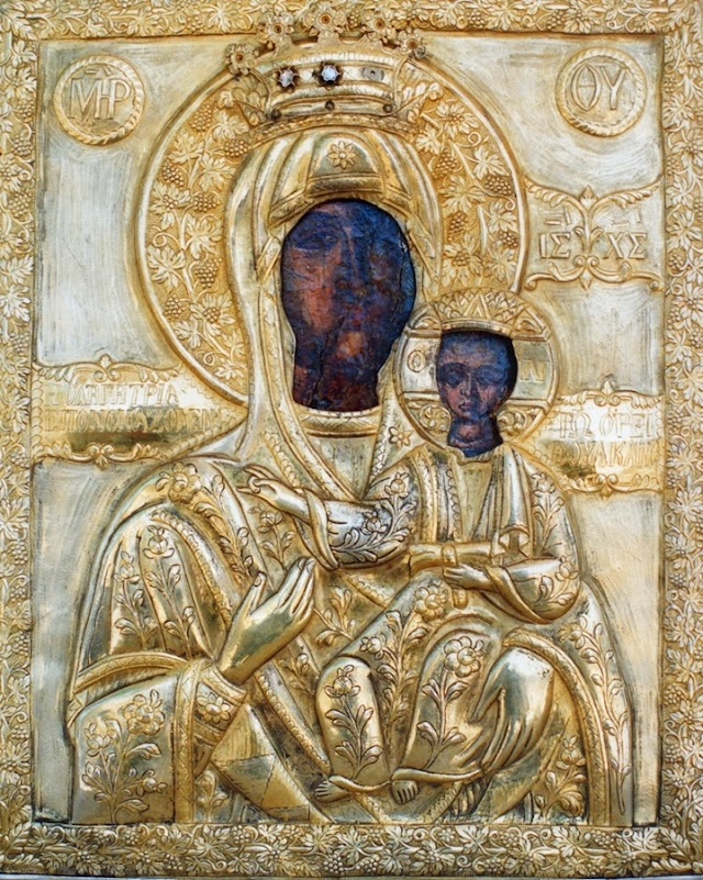 Την Ιερή Εικόνα της Παναγίας της «Βουλκανιώτισσας» θα υποδεχθεί η Μεσσήνη τη Δευτέρα 20 Σεπτεμβρίου