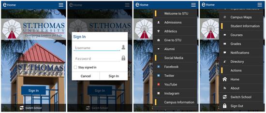 OIT Blog at St  Thomas University STU: STU's Ellucian GO