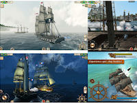 Ships of Battle Age of Pirate MOD v1.2.0 Unlimited APK Terbaru