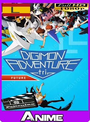 Digimon Tri Movie 6 FUTURE subtitulada HD [1080P][GoogleDrive] rijoHD