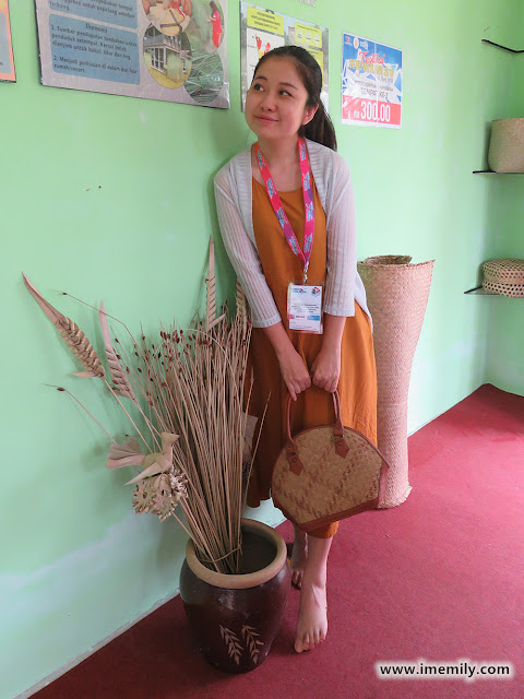 Pay a visit to the local handicraft centre @ Setiu