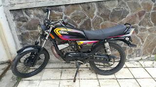 RX-Spesial 1992 Dijual Murah
