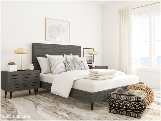 غرف نوم مودرن - احدث غرف نوم  4 | Modern Bedroom - Newest Bedrooms 4