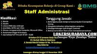 Karir Surabaya Terbaru di CV. Berkah Miliarta Sejahtera Nopember 2019