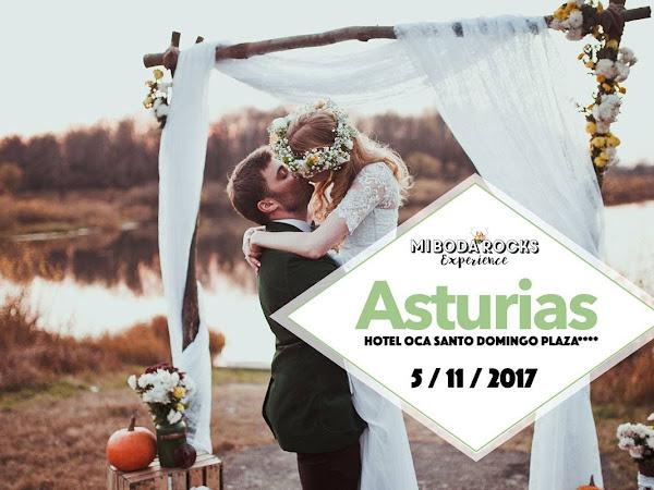Expositores & Sorteos Mi Boda Rocks Experience Asturias