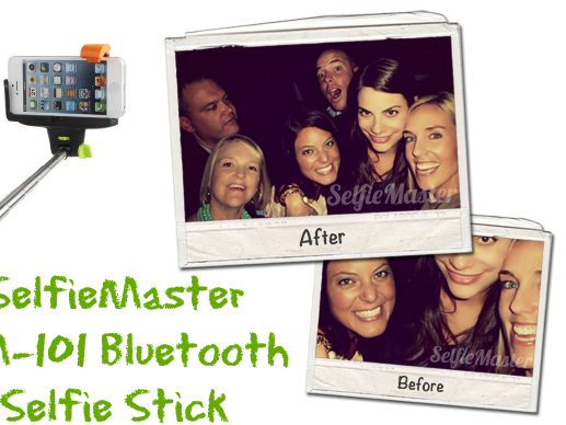 SelfieMaster Selfie Stick Review