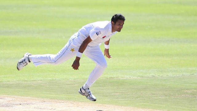 Mohammad Abbas continues to enjoy county stint as he completes 500 wickets in first-class cricket