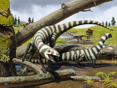 240-million-year-old fossils provide new insight into how dinosaurs grew from hatchling to adult