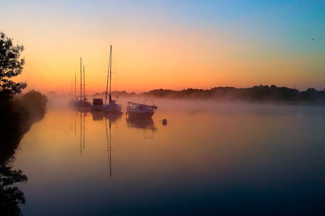 Dawn at Rieux