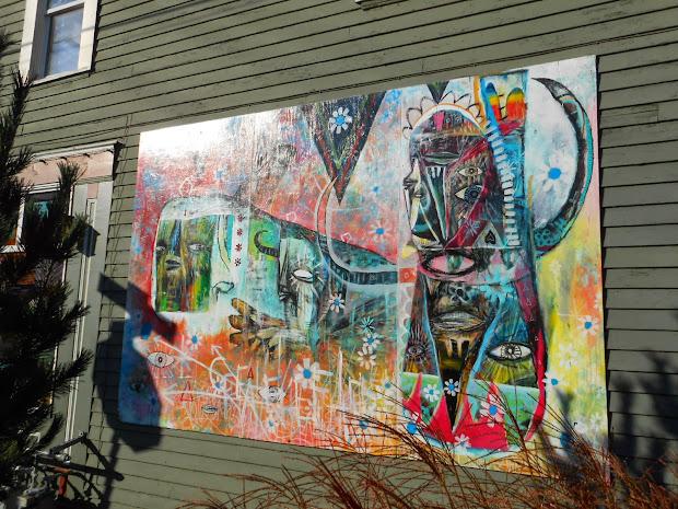 Jesse Reno Artist Portland