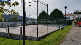 SPORTS AREAS / Polidesportivos de Castelo de Vide, Castelo de Vide, Portugal
