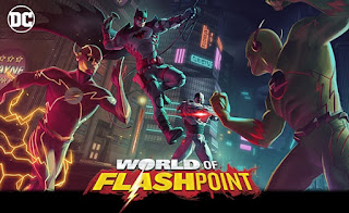 DC Universe Online: World of Flashpoint now available