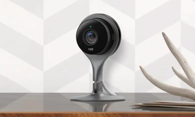 【香港有售】Google Nest Cam 網絡攝影機 隨時回看家中情況