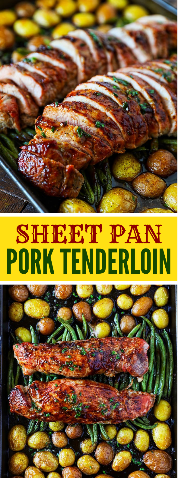 THE BEST PORK TENDERLOIN RECIPE #dinner #comfortfood