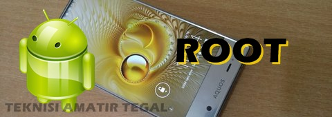 Teknisi Amatir Tegal: ROOT SHARP AQUOS ZETA 01 F