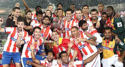 ISL 2016 Atletico de Kolkata  Players