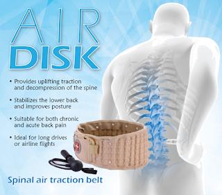 Надувной корсет Air-disk