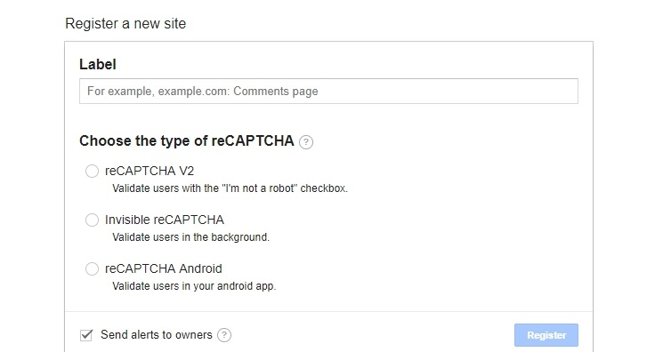 Google reCAPTCHA implementation - ASP NET C#, ASP NET Web API, Android