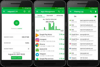 Adguard 3.3.81 (Full Premium) (Nightly) Android + Mod for Apk
