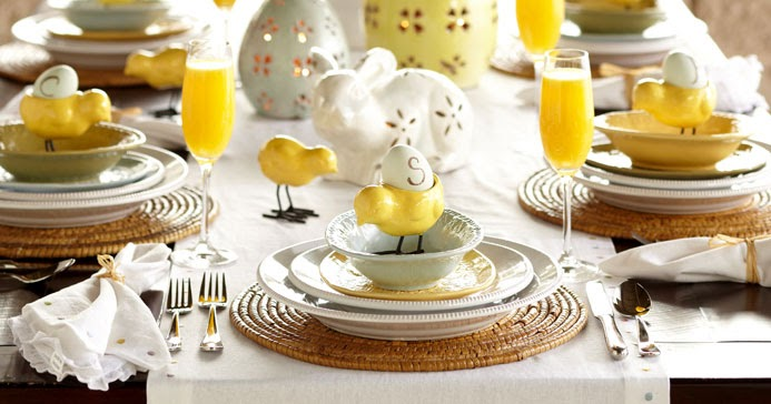 Swanky Chic Fete Easter Inspiration