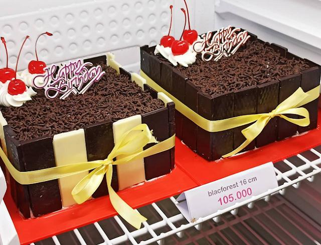 Kue Ulang Tahun Blackforrest
