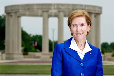 Susan J. Koch named chancellor emerita at UIS