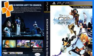 تحميل لعبة Kingdom Hearts Birth by Sleep psp iso مضغوطة لمحاكي ppsspp
