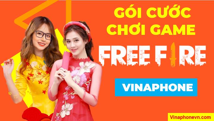 Đăng ký gói Free Fire VinaPhone