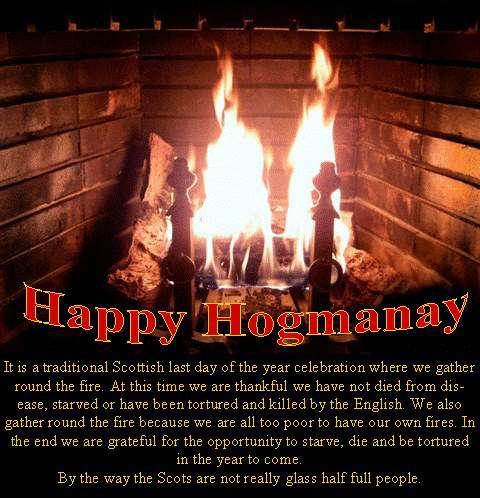 Hogmanay Wishes