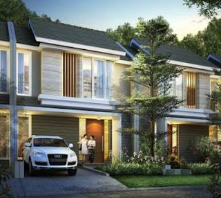Gambar Model Desain Rumah Minimalis 2 Lantai Terbaru