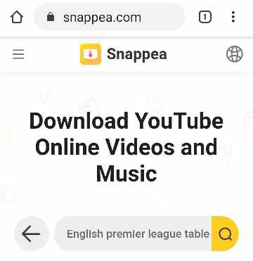 Snappea best free online Video downloader
