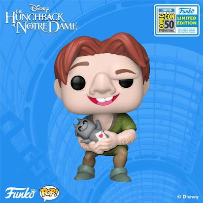 San Diego Comic-Con 2019 Exclusive Disney & Pixar POP! Vinyl Figures by Funko