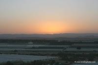 Ein Yahav: Hofera lookout (Jabel Hofera)