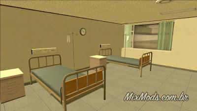 gta sa san mod los santos ls hospital interior hd