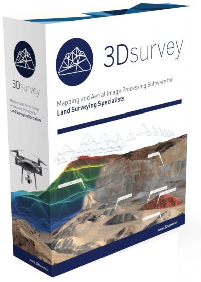 3Dsurvey 2.10.0 poster box cover