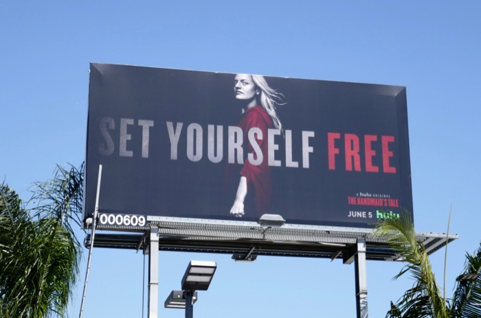 Handmaids Tale season 3 teaser billboard