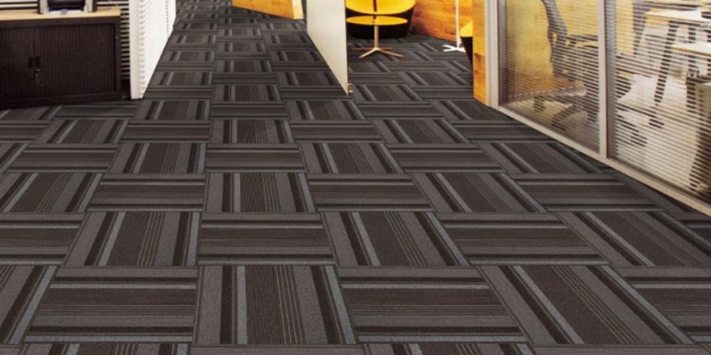 Baldosas de alfombra