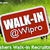 Wipro Walk-in Drive For Freshers on 12th to 14th Feb 2018 Feb 2018.