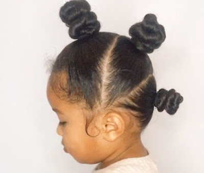 Hairstyles with Bantu Knots