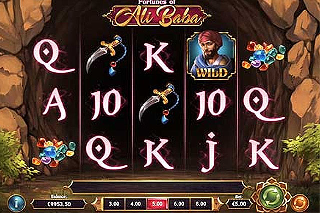 Ulasan Game Fortunes of Ali Baba Slot Online (Play n Go)