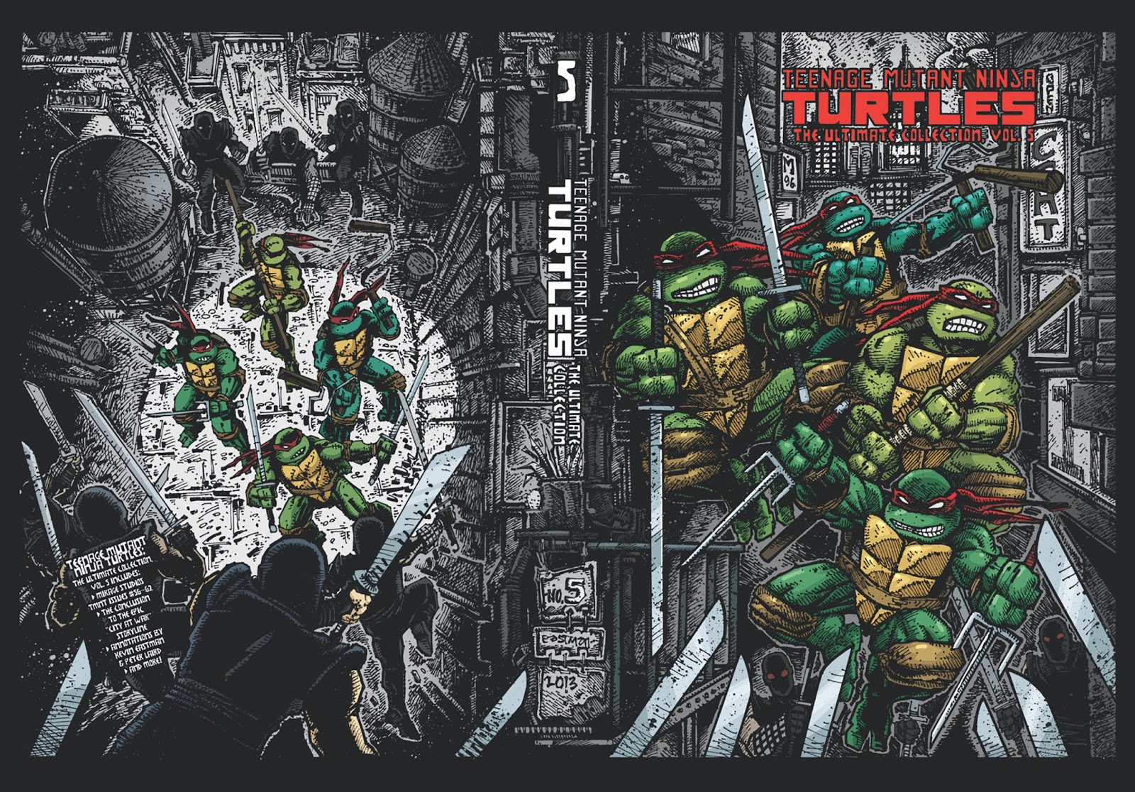 Teenage Mutant Ninja Turtles Comics: January 2020