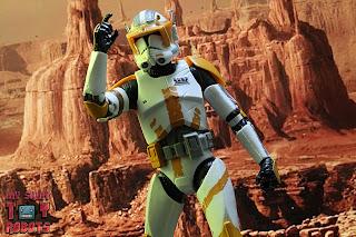 Star Wars Black Series Archive Clone Commander Cody 11