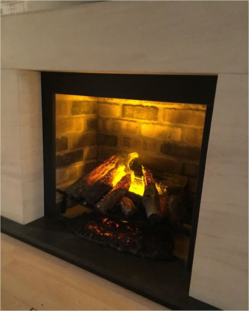 most realistic electric fireplace insert 2020 UK