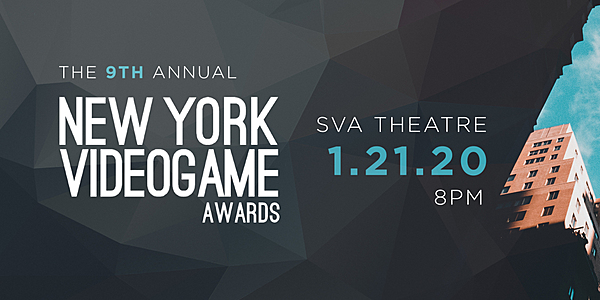 New York Videogame Critics Circle Announces Nominees for 9th Annual New York Game Awards and Honors Industry Great Reggie Fils-Aimé with Legend Award