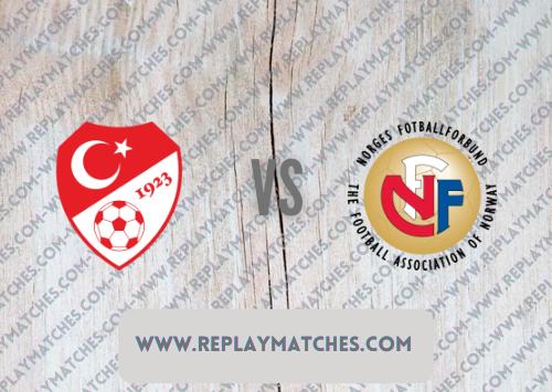 Turkey vs Norway Highlights 08 October 2021