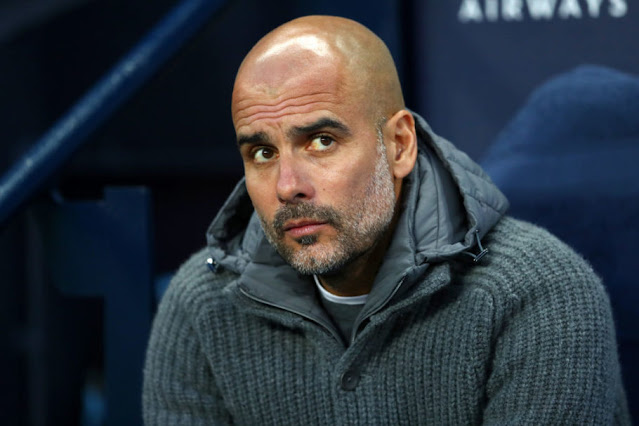 GUARDIOLA SAYS TUCHEL 'GAVE HIM THE TACTICS' FOR THE CHAMPIONS LEAGUE FINAL AHEAD OF THE MAN CITY V CHELSEA CLASH
