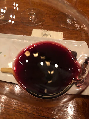 Porter Family Vineyards wine