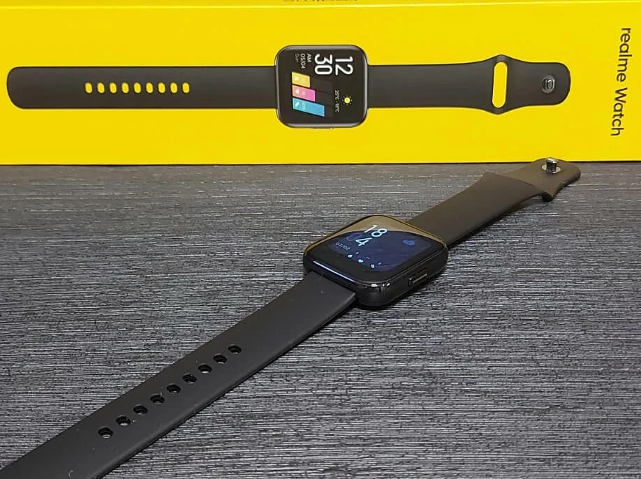 realme Watch Now Official; Fitness Smartwatch for Only Php3,990