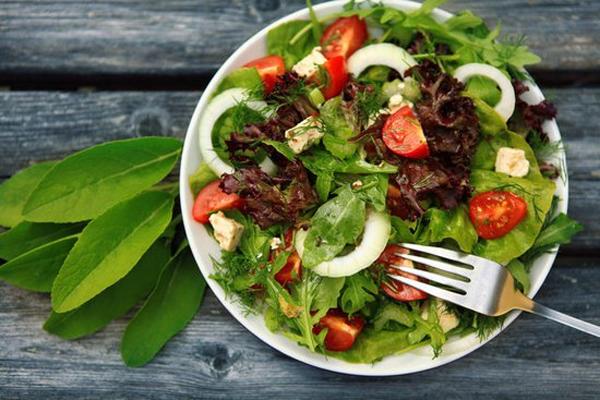 Health, Lifestyle & Fashion, Food, Health benefits of salad; Eat a salad everyday